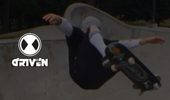 THE DRIVEN SKATEBOARDS